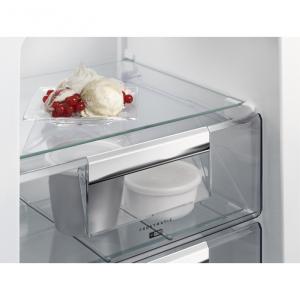 AEG SCB818E6TS frigorifero con congelatore Da incasso 253 L E Bianco