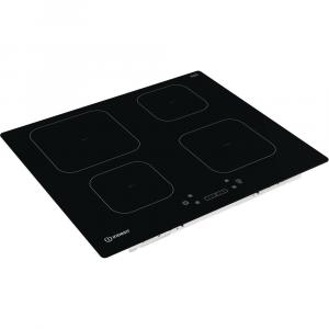 Indesit IS 83Q60 NE piano cottura da incasso induzione 60cm 4 zone cottura nero