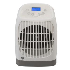 Bimar HF206 stufetta elettrica Interno Grigio, Bianco 2000 W Riscaldatore ambiente elettrico con ventilatore