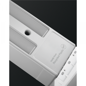 AEG T9DEC857 asciugatrice Libera installazione Caricamento frontale 8 kg A+++ Bianco