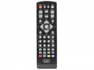 Trevi DECODER DIGITALE TERRESTRE HD DVB-T2 HEVC 10 BIT HE 3365 T2