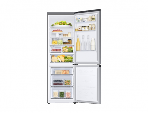 Samsung RB34T673ESA frigorifero combinato 340lt h185 no frost silver