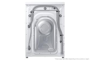 Samsung WW90T854ABT Lavatrice 9kg QuickDrive Ai Control Libera installazione Caricamento frontale 1400 Giri/min Bianco A+++