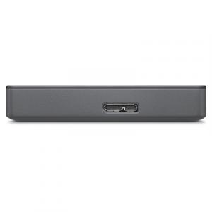 Seagate Basic disco rigido esterno 2000 GB Argento