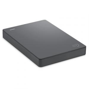 Seagate Basic disco rigido esterno 4000 GB Argento