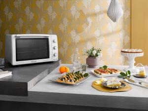 DeLonghi EO32502.WG forno Forno elettrico 32 L 2000 W Bianco