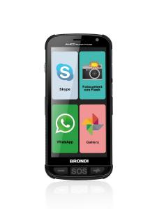 Brondi Amico Smartphone 12,7 cm (5