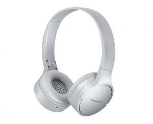 Panasonic RB-HF420BE-W cuffia e auricolare Padiglione auricolare Bluetooth Bianco