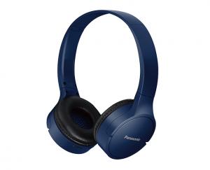 Panasonic RB-HF420BE-A cuffia e auricolare Cuffie Portatile Bluetooth Blu, Nero