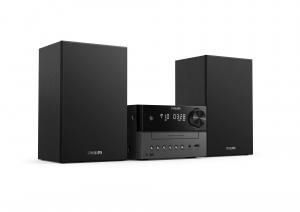 Philips TAM3505/12 set audio da casa Microsistema audio per la casa 18 W Nero, Grigio