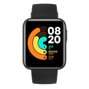 Xiaomi Mi Watch Lite orologio sportivo Touch screen Bluetooth 320 x 320 Pixel Nero