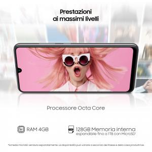 """Samsung Galaxy A32 128GB Display 6.4"""" FHD+ Super AMOLED Awesome Black"""