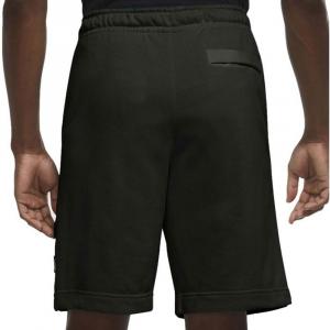 Nike Bermuda Sportivo doppio tessuto Nero da Uomo