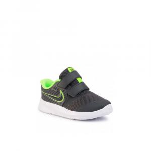 Nike Star Runner 2 Grigio Fluo da Bambini