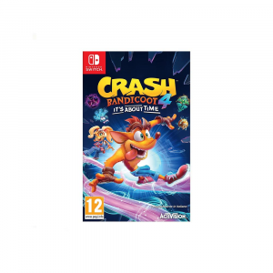 Crash Bandicoot 4: It's About Time -IN ITALIANO - NUOVO - NSwitch