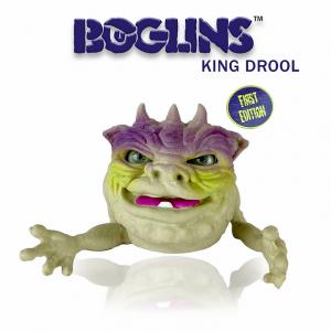 Boglins: King Drool 1° edizione by Tri Action Toys