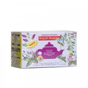 Royal regime tea 25 bustine