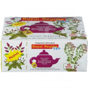 Royal regime tea 50 bustine