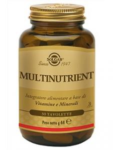 MULTINUTRIENT 30 TAVOLETTE