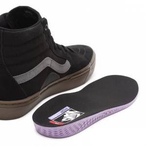 Vans Bmx Sk88-Hi Shoes   Colore Black