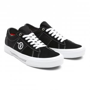 Vans Skate Sid Shoes | Colore Black & White