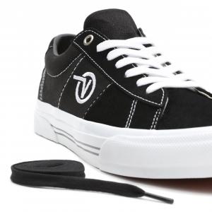 Vans Skate Sid Shoes   Colore Black & White