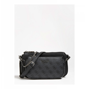 MIKA DOUBLE POUCH CROSSBODY