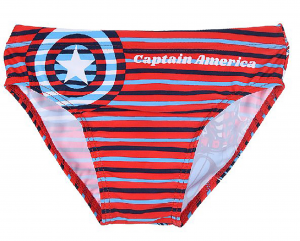 Costume mare capitan america da 4 a 10 anni Estate 2021