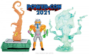 Masters of the Universe ORIGINS: SECRET OF GRAYSKULL Accessory Pack Power-Con by Mattel 2021