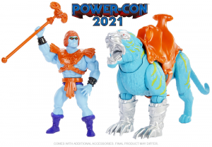 Masters of the Universe ORIGINS: FAKER 2-Pack Power-Con by Mattel 2021