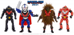 Masters of the Universe ORIGINS: HORDE Multi-Pack Power-Con by Mattel 2021