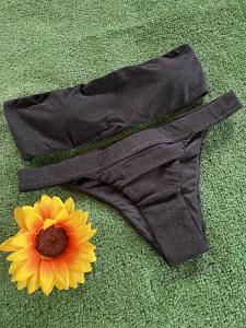 Bikini fascia e slip fisso Visionary dose Effek