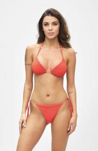 Bikini Triangolo e slip laccetto Visionary dose Effek
