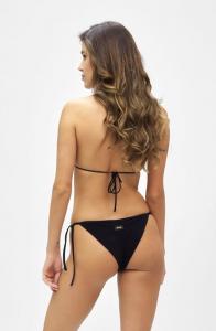 Bikini triangolo e slip laccetto regolabile Visionary dose Effek Taglia L