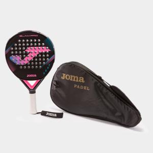 Padel Racchetta Joma Slam Pro Pawer Control nero rosa flour