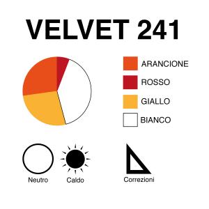 VELVET 241 | Arancio Chiaro | 10 mL