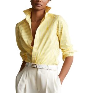 Camicia donna cotone righe Polo Ralph Lauren ART. 784161