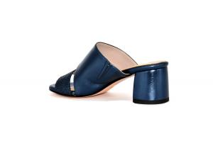 Sandalo con doppia fascia