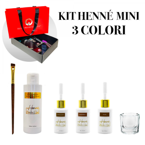 Kit Henné Browline Dlux Business