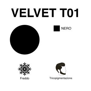 VELVET T01 | Nero | 10 mL