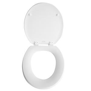 SEDILE WC UNIVERSALE IN LEGNO PRO-SEAT TERMOINDURENTE                  Bianco