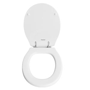 SEDILE WC PER AZZURRA VASO JUBILAEUM                                   Bianco - Cerniere C espansione