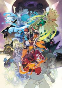 Nintendo 3ds Pokemon Ultra Luna