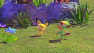 Nintendo New Pokemon Snap Basic Cinese semplificato, Cinese tradizionale, Tedesca, Inglese, ESP, Francese, ITA, Giapponese, Coreano Nintendo Switch