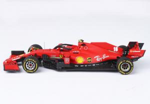 Ferrari SF1000 2020 Austrian GP At The Red Bull Ring Charles Leclerc Ltd 330 Pcs - 1/43 BBR