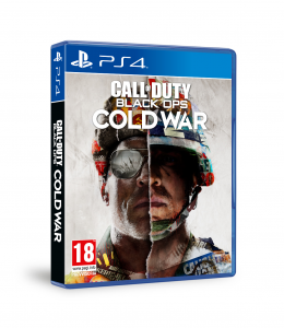 Activision Blizzard Call of Duty: Black Ops Cold War - Standard Edition, PS4 Basic Inglese, ITA PlayStation 4