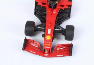 Ferrari SF1000 2020 Austrian GP At The Red Bull Ring Sebastian Vettel Ltd 330 Pcs - 1/43 BBR