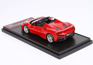 Ferrari F8 Tributo Spider Rosso Corsa 322 Ltd 258 Pcs - 1/43 BBR