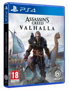 Ubisoft Assassin's Creed Valhalla, PS4 Basic Inglese, ITA PlayStation 4
