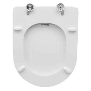 SEDILE WC PER HIDRA VASO PLUVIA                                        Bianco
